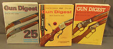 Lot (3) The Gun Digest 1969, 1970 & 1971 Editions (Books)