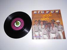 Kool & the Gang - Big Fun (1982) Vinyl 7` inch Single Vg +