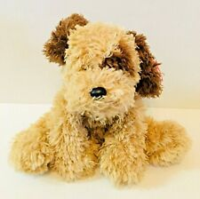 "TY CLASSIC PLUSH - MEET TANDY & ROSCOE THE DOG – 10"" INCHES TALL – WT"