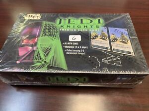 Star Wars Jedi Knights Trading Card Game LE Multiplayer 2-4  Sealed