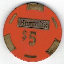 $5 Harrah's Casino Chip