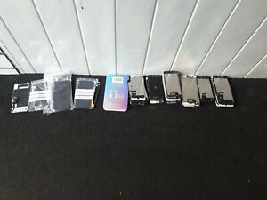 Job Lot Original Apple Iphone & Samsung Lcds, Cracked Glass
