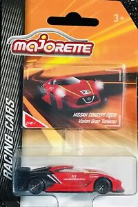 Majorette Racing Cars Nissan Concept 2020 Vision Gran Turismo Red