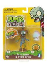 Plants vs Zombies 2 JAZWARES Jester Zombie with Hypnoshroom 3'' A105Q