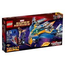 76021 THE MILANO SPACESHIP RESCUE lego NEW legos set guardians galaxy drax ronan