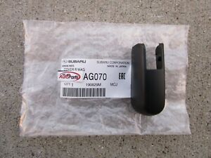 05-14 SUBARU IMPREZA STI WRX REAR WINDSHEILD WIPER ARM BOLT COVER CAP QTY 1 NEW