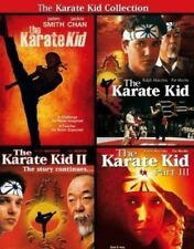 The Karate Kid Collection [New DVD] 3 Pack