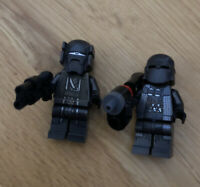 LEGO Star Wars Knights of Ren CARDO & KURUK Bundle Minifigures from set 75284