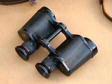 Carl Zeiss Jena Silvamar 6x30 Binoculars in Case Made in Germany WWII