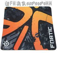 Soft Speed SteelSeries QcK Fnatic Gaming Surface Mouse Pad Mouse Mat 450*400*4MM