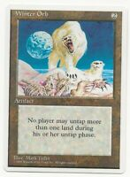 1X MTG Winter Orb NM+ 4TH EDITION Colorless Artifact Vintage Rare NEVER PLAYED