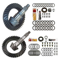 4.56 RING AND PINION GEARS & INSTALL KIT PACKAGE - DANA 30 JK FRONT / D44 REAR