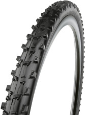 "Vittoria Geax Gato Mud DC 26"" x 1.7"" XC MTB Folding Bike Knobbly Tyre Black"