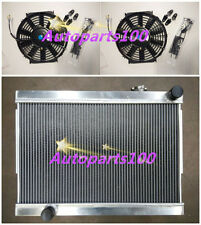 For HOLDEN TORANA RADIATOR LJ LC LH LX V8 3 ROW 56MM ALUMINUM