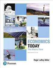 Economics Today + Myeconlab With Pearson Etext Access Card : The Macro View, ...