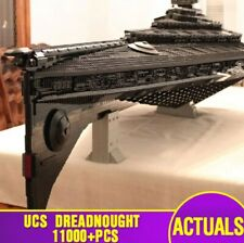 Star Toys Star Ship Wars Building Blocks Compatible With Legoing UCS Dreadnought
