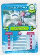 figurina - CARD GORMITI - ATOMIC MAGICORVO