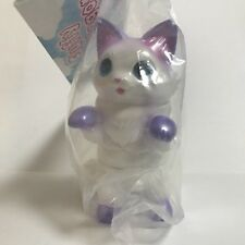Konatsuya Blackseed Negora Yu Shou Long sofubi kaiju vinyl figure cat Japan F//S