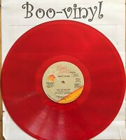 The Mighty Diamonds - Pass The Kouchie - Music Works Records Red Vinyl Rare Ex