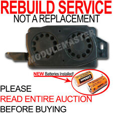 99 00 01 02 03 04 Saab 93 95 Theft Alarm Siren Horn w/NEW batteries REBUILD