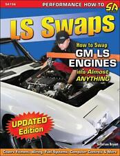 LS Swaps: How to Swap GM LS Engines Into Almost Anything Book~NEW! 1932 ford