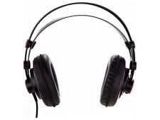 Superlux Auriculares profesionales Circumaural semi-abiertos Grabaciones Estudio