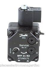 pompa DANFOSS BFP 21 R3 071N0171 con elettrovalvola caldaia olio combustibile