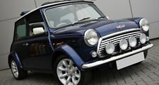 John Cooper Garages Rover Classic Mini S Works Conversion Silver Pinstripe Si