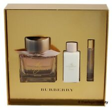 My Burberry Blush 3Pces Set 3.0/90 ml Edp Spray+2.5 B/L+0.25 Women New In Box