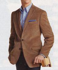 Lauren Ralph Lauren Men Blazer Size 40L Men Corduroy Suit Jacket Brown