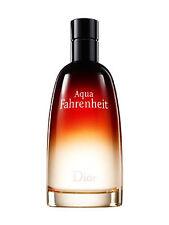 Aqua Fahrenheit von Christian Dior Eau de Toilette Spray 125ml für Herren