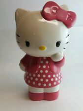Hello Kitty 9 Inch Coin Bank