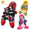 Thick Pet Jumpsuit Puppy Clothing Dog Cat Hoodie Apparel Warm Winter Jacket Coat