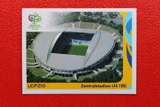 PANINI FIFA WORLD CUP GERMANY 2006 06 N. 10 LEIPZIG   MINT!!!