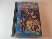 Sonic CD for Sega CD Complete CIB Excellent Shape w/ Reg Card