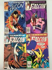 Marvel Comics The Falcon 1983 Complete Set Issues 1,2,3,4