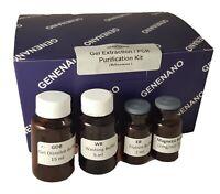 Gel Purification Kit for PCR fragment Digestion Gene Ligation 30 bp-2k (50 Prep)
