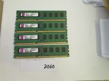 Kingston KY996D-ELD 4x2Gb=8Gb PC3-8500 1066Mhz DDR3 Desktop Memory RAM (2060)