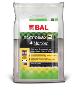 Bal MicroMax2 Grout Jasmine