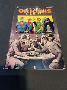 Secret Origins of the World's Greastest Superheroes 9.2