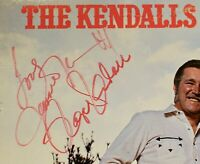 The Kendalls Heart Of The Matter AUTOGRAPHED LP Ovation Vinyl Record