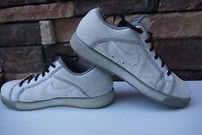 Jordan Sky High Low Men's Basketball Shoe  454076 110 White/ Grey  US 11.5