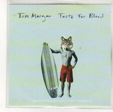 (DK668) Tom Morgan, Taste For Blood - 2012 DJ CD