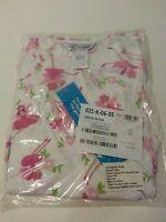 The Company Store Toddler Girls 2pc Shorts &T-Shirt PJ Set  Pink Fairy Pajama XS