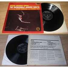JIMMY SMITH -  Organ Grinder Swing LP Jazz ORG German Press Verve