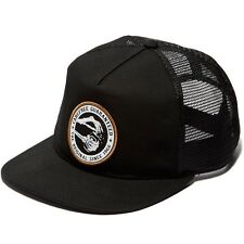 Vans Off The Wall MEN'S CAREFREE GUARANTEED HAT CAP BLACK ONE SIZE FITS ALL