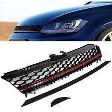 CALANDRE VW GOLF 7 3 5 PORTES ET SW BREAK A PARTIR 8/2012 SANS SIGLE STYLE GTI