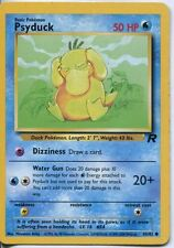 Pokemon Team Rocket Common Card #65/82 Psyduck