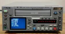 Sony DSR-45A Digital Video Cassette Recorder. NO RESERVE! $3,200 MSRP