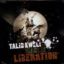 Talib Kweli & Madlib - Liberation Black Vinyl  (LP - 2007 - US - Original)